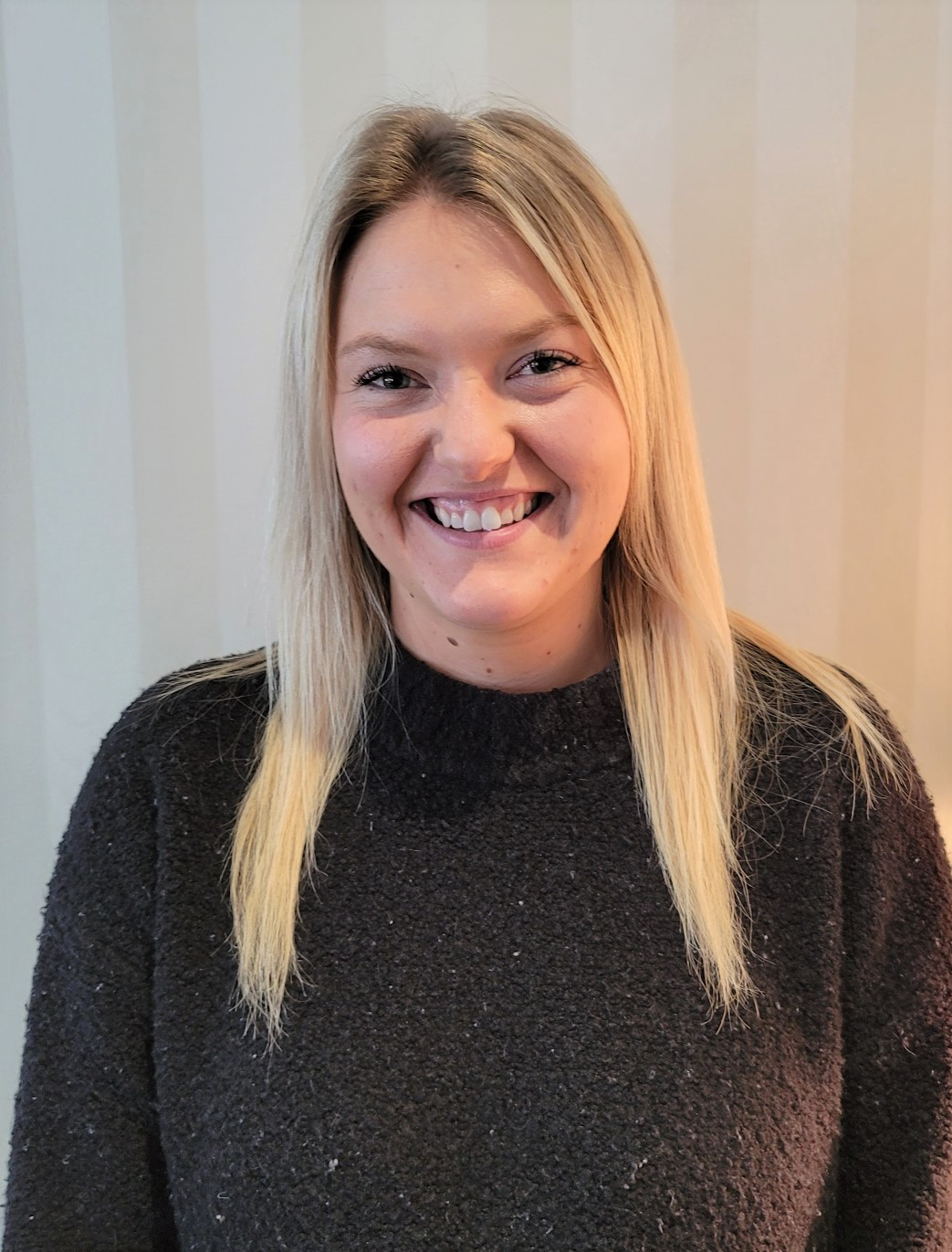 Photo of Allison Diebus, new marketing and customer engagement coordinator